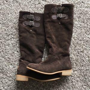 Women's emu boots